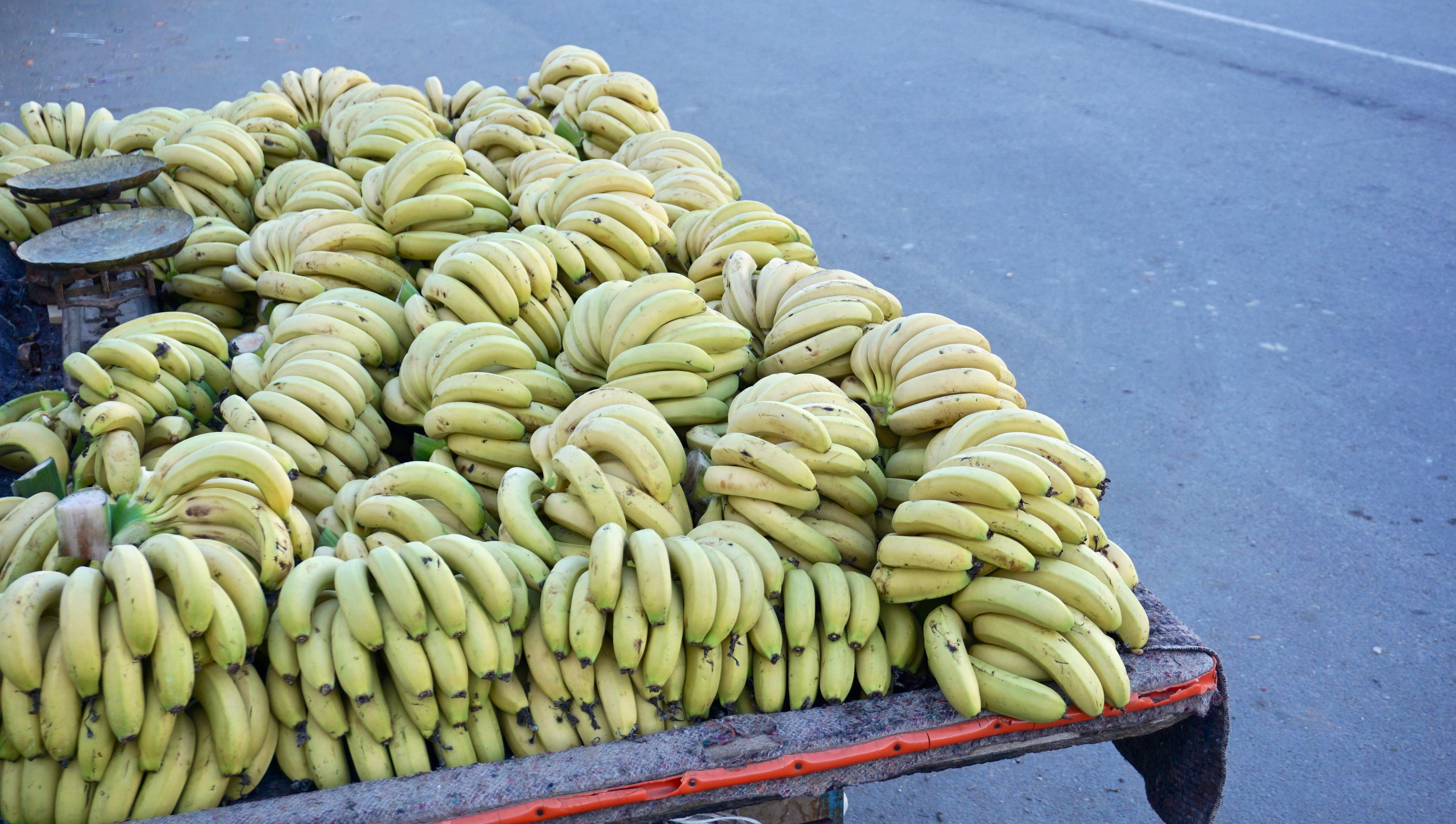 koolhydraatstapelen marathon bananen
