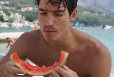 Watermeloen sportprestatie