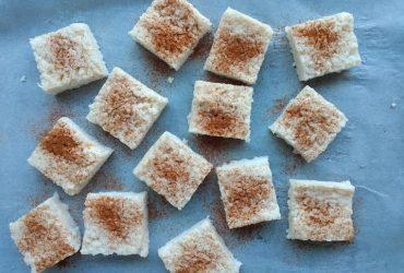 kokos rijst cakes